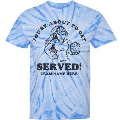 Get Served Volleyball