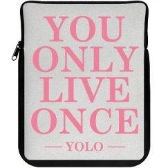 YOLO iPad