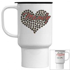 But Coffee First Mug with name