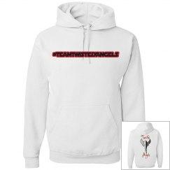 #TeamTwistedAngels Unisex Heavyweight Hoodie
