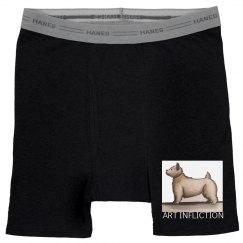 Black Art Infliction Boxers