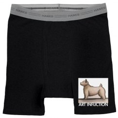 Black Art Infliction Boxers