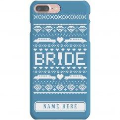 Christmas Bride Case