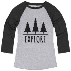 Explore The Woods