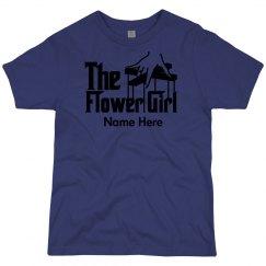 The Flower Girl Logo