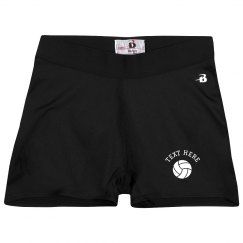 Custom Volleyball Team Compression Shorts