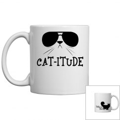 Coffee with Cat-itude