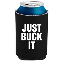 Just Buck It Camo Can