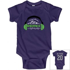 Infant Remix Onsie