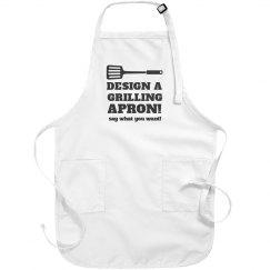 Design a Grilling Apron