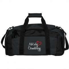 Red Heart Duffle