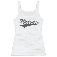 Go wolves tank top.