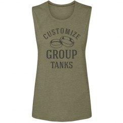 Custom Group Bachelorette Tank