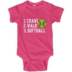 Crawl, Walk, Softball