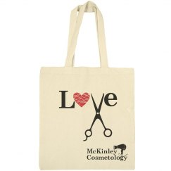 Love (Color) Canvas Bag