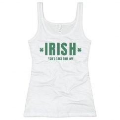 Irish Sexy Sleep Cami St Pattys