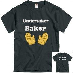 Undertaker Baker T-shirt