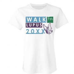 Walk For Lupus Year Shirt