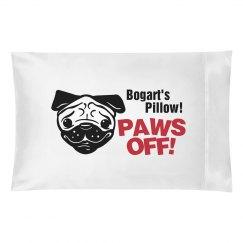A Pug's Pillow