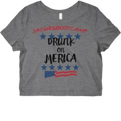 DRUNK ON MERICA