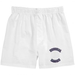 Shorts Design 2: Misfits Unisex Cotton Boxer Shorts