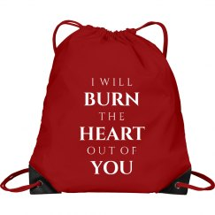 Burn The Heart Bag
