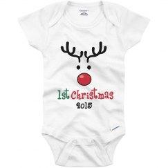 Reindeer, 1st Christmas