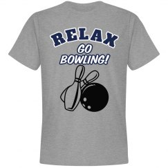 Relax...Go Bowling