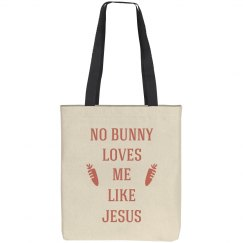 Easter Jesus Quote Bag Gift