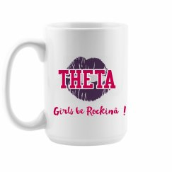 Theta girls mug