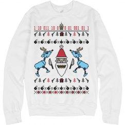 Evil Christmas Sweater