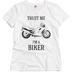 Biker trust me