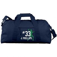 Football Duffel Bag