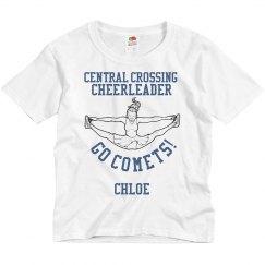 Comets Cheer
