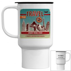 Travel Concierge mug