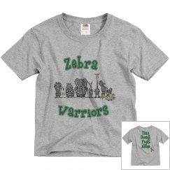 Zebra Warriors (kids)
