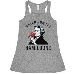Hamilton Drinking Tanks July 4th