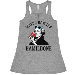 Hamilton Drinking Tanks July 4th