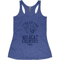Wildcat Cheer 1984