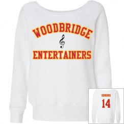 Entertainers Sweater