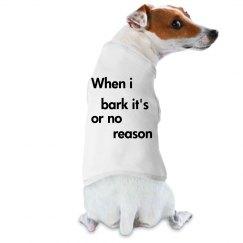 doggie tank