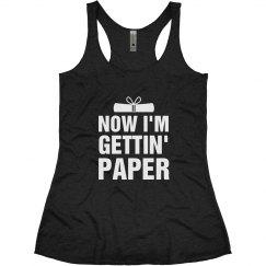 Gettin' Paper Diplomas