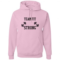 TEAM FIT STRONG HOODIE