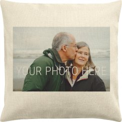 Upload a Photo to a Custom Pillowcase