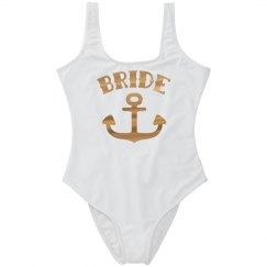 Captain Bride Onepiece