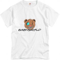 BABYVSWORLD 'LOGI BEAR' TEE