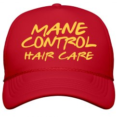 MANE CONTROL HAIR CARE GLITTER HAT