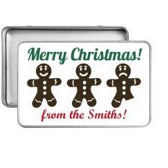 Christmas Cookies Gift