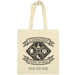School Of Magic Tote Bag