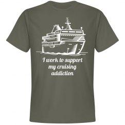 Cruising addiction shirt